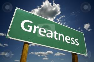 GreatnessRoadSign